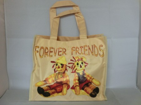 B006 ビニールバッグFOREVER FREINDS*A*